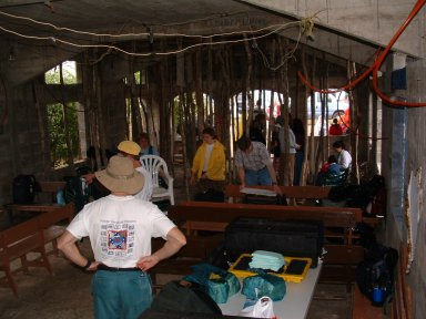 2004 Mexico Mission Trip